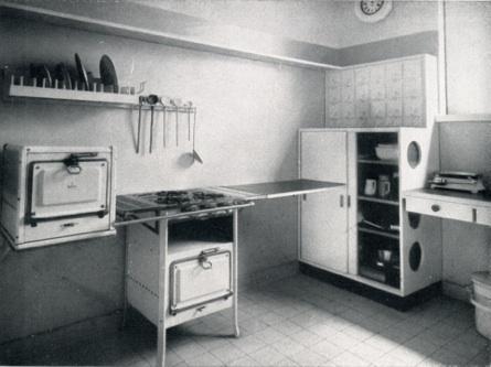 interior - Küche Bauhaus